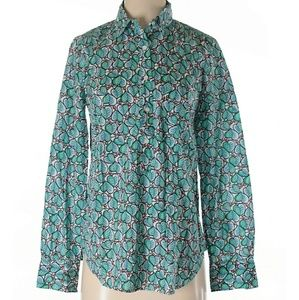 J. Crew leaves button down